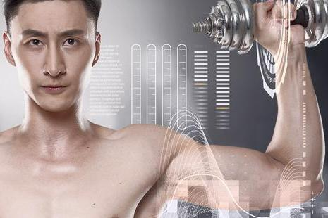 新型舒适可穿戴生物传感器:可测量肌电图信号,追踪肌肉活动
