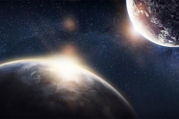 银河系最小恒星周围的行星:有大气层,但辐射强烈