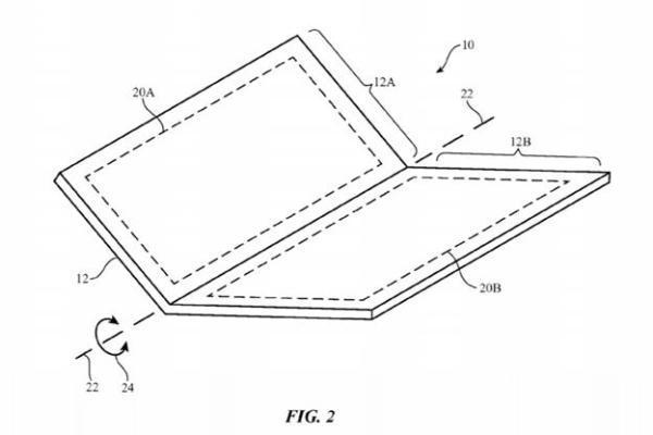 韩媒称苹果将推首款折叠手机 预计2023年问世
