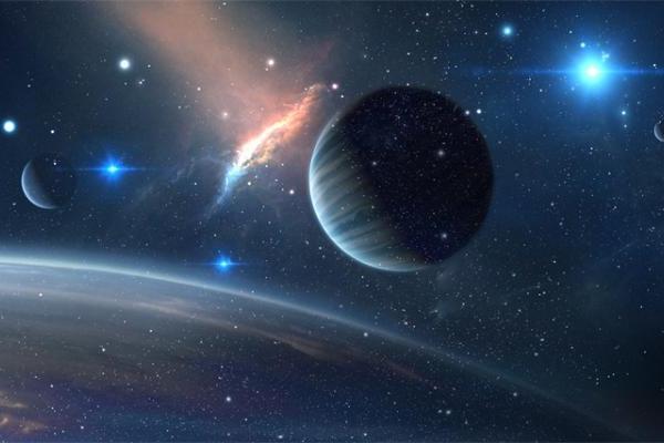 迷人太空拥有的42种神秘形状:甚大望远镜拍下太阳系中42颗大型小行星图像
