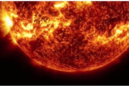 太阳风暴抵达地球,北极光照亮加拿大夜空!超强风暴或致全球停电数周