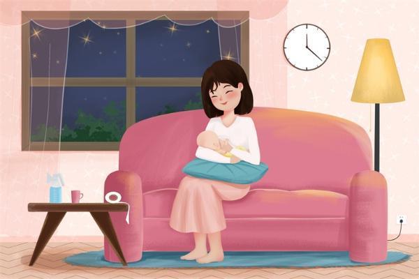 研究发现:母乳喂养时间越长,母亲认知能力越强