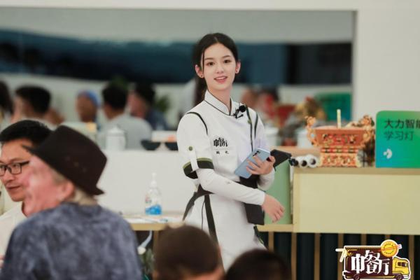 《中餐厅5》桂林站揽客再出发 合伙人邀老师做客共祝教师节
