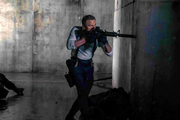 《007:无暇赴死》丹尼尔·克雷格开启终极一战_久之资讯_久之网