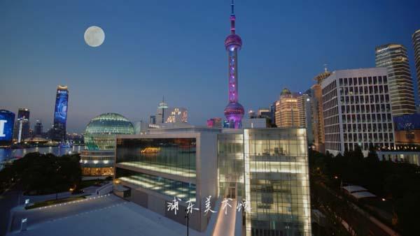 以文化为养分,以城市为舞台,东方卫视这场中秋晚会潮爆了!