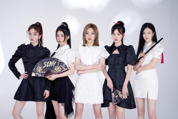 SING女团新曲《唐宫少女》上线 国风少女吟唱风姿灵动