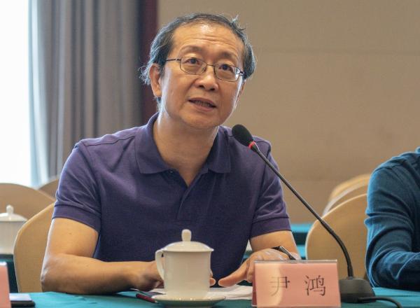 中国文艺评论家协会副主席、清华大学教授尹鸿.jpg