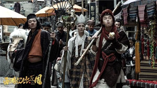 电影《西游记比丘国》今日上线 刘冠麟变身齐天大圣斩妖除魔
