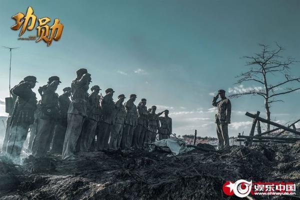 东方卫视《功勋》今晚开播能文能武李延年 书写英雄的爱国心和报国志