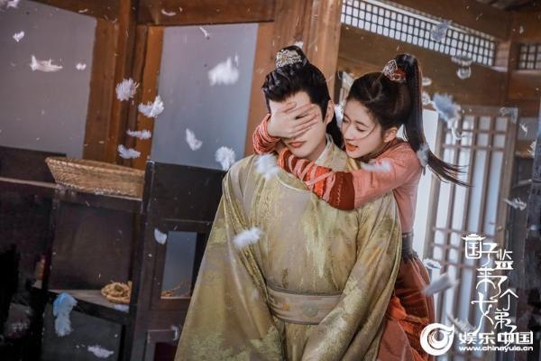 刘宇宁献唱《国子监来了个女弟子》主题曲赵露思徐开骋演绎意气少年