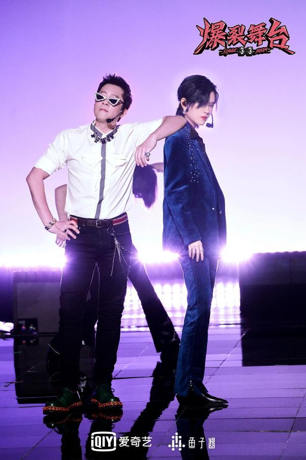 《爆裂舞台》安崎陈卓璇罗一舟梦幻联动 (4).jpg