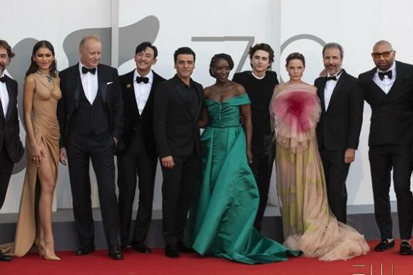 张震出席《沙丘》威尼斯全球首映关键角色内心戏十足
