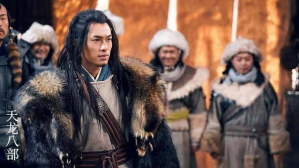 新版《天龙八部》正式收官 杨祐宁发文告别乔峰难舍角色