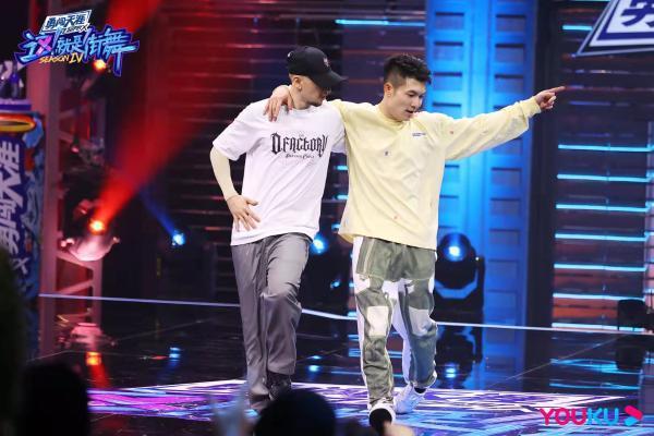 《这!就是街舞》第四季队长、舞者合作Battle 韩庚刘宪华王一博张艺兴实力炸场
