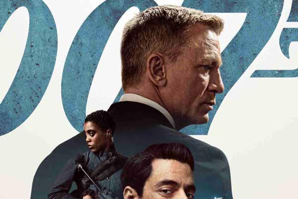 《007:无暇赴死》正式定档10月29日 终极任务即将大幕拉开