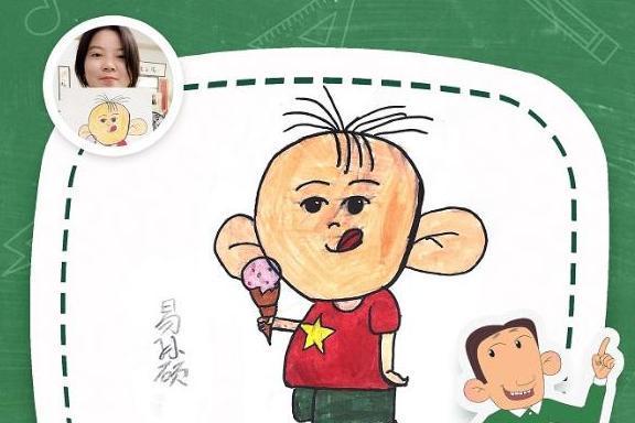 《大耳朵图图之霸王龙在行动》走进幼儿园 国庆假期 欢乐出动