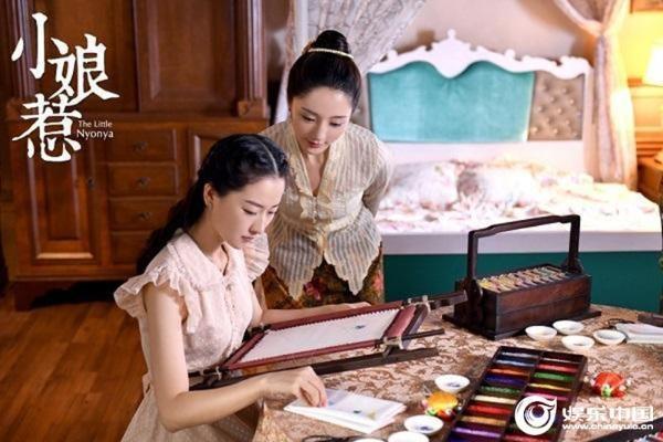 女性励志传奇电视剧《小娘惹》开播赚足观众的眼泪