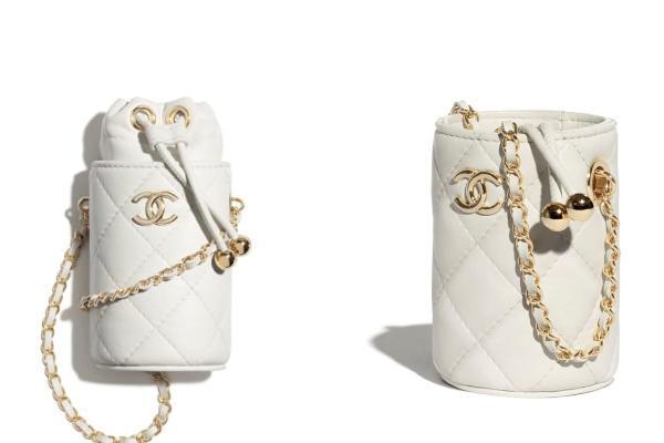2022香奈儿水桶包最新推荐TOP8:小羊皮、珍珠链带一次看,迷你款超便宜入手