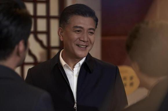 刘之冰《扫黑风暴》完美诠释骆山河 期望出演反派