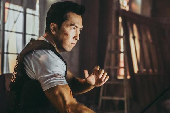 《怒火·重案》票房破13.15亿 登顶华语动作犯罪电影票房冠军