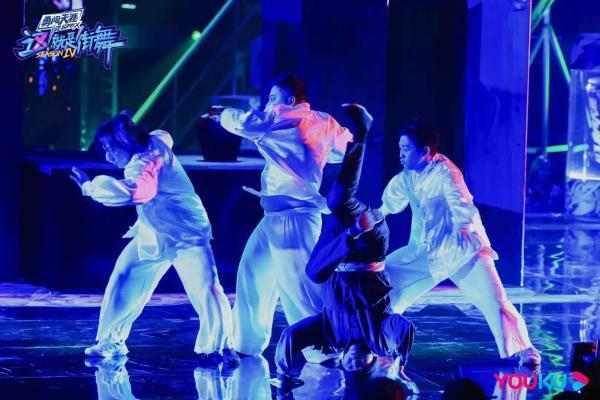 《这!就是街舞》第四季现多元题材齐舞佳作 韩庚刘宪华王一博张艺兴赞许舞者突破精神