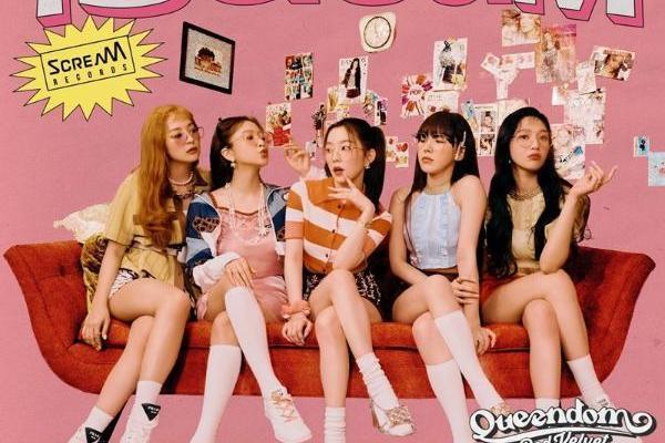 """iScreaM""项目Red Velvet《Queendom》Remix单曲将于10月15日公开"