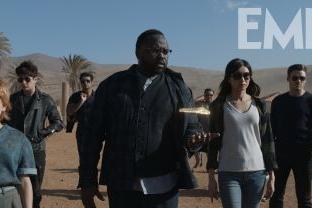 漫威新片《永恒族》发布全新剧照 11月5日北美上映