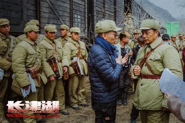 """《长津湖》戏里戏外皆是""""意志之战""""  林超贤克服寒冷打造超强战争场面"""