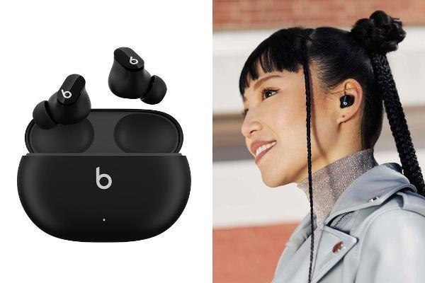 惊人音色搭配外型超小巧!Beats Studio Buds主动降噪、通透模式,配戴舒适度大提升!