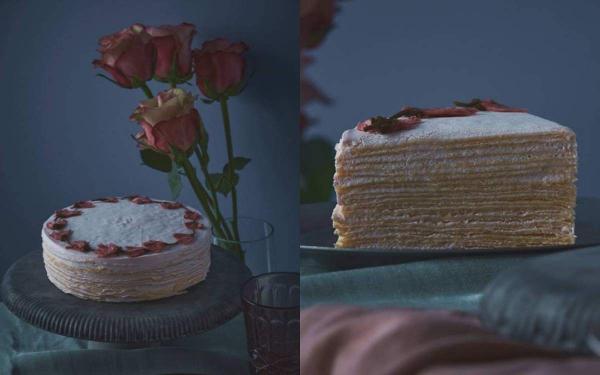 宅配超方便!「千层蛋糕」必吃推荐:生日蛋糕、母亲节父亲节蛋糕、口感不输Lady M!