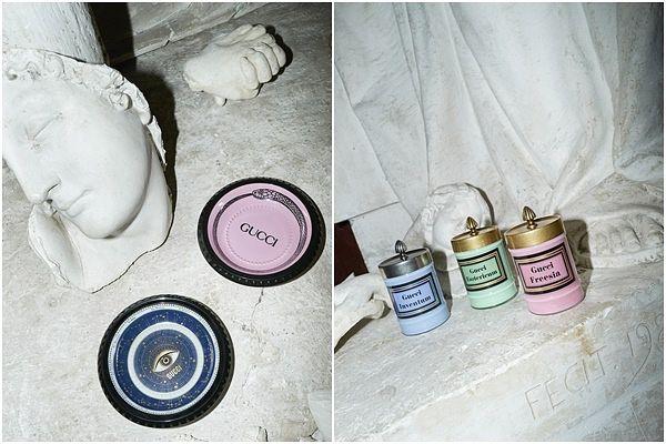 宅家布置也要美美的!Gucci Décor浪漫主义家饰「抱枕、蜡烛、家具」全都美到不行!