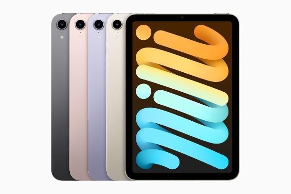 2021 APPLE秋季发布:全新8.3吋iPad mini有柔粉色!新配件「双面夹」掀开自动唤醒
