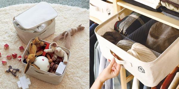 无印良品又降价!近600款商品:水洗棉床单、棉麻收纳箱、PP收纳盒全部变便宜!