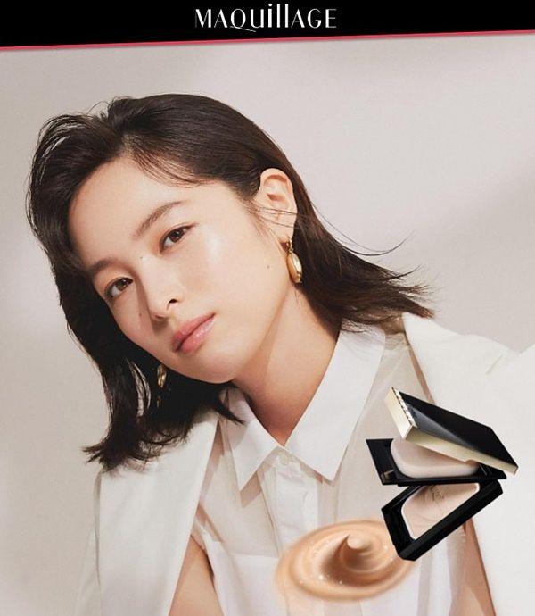 2021周年庆心机彩妆,东京大人系女子图鉴登场!2大明星组合,打造最时尚动人的光泽肌 !