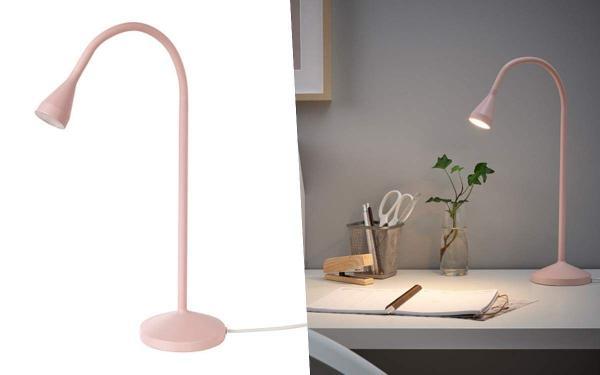 粉红控爆买一波!IKEA超好评粉红色家居生活用品10款推荐:盆栽架、香氛蜡烛、收纳推车通通想要