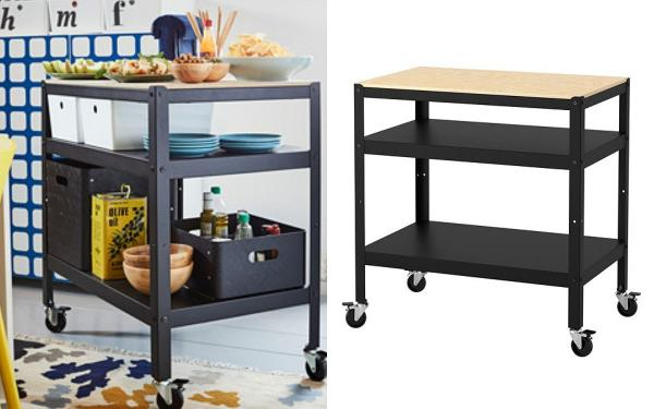 IKEA卖的最好的物品!10款收纳推车推荐花百元让房间变三倍大、乱杂物瞬间集中整齐!