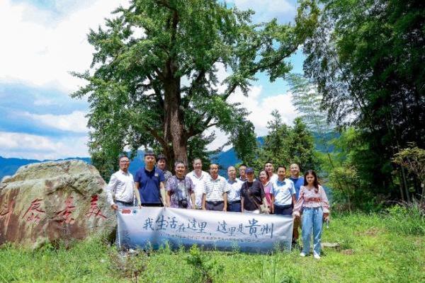 "COP15""我生活在这里,这里是贵州""解码中国环保第一村"