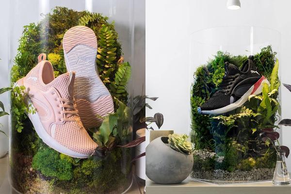 粉色好美!PUMA环境友善系列「宝宝粉球鞋」超级治愈!新运动鞋就是它了!