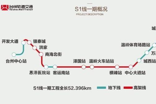 助推建设现代化综合交通运输体系 日立电梯中标台州首条市域铁路