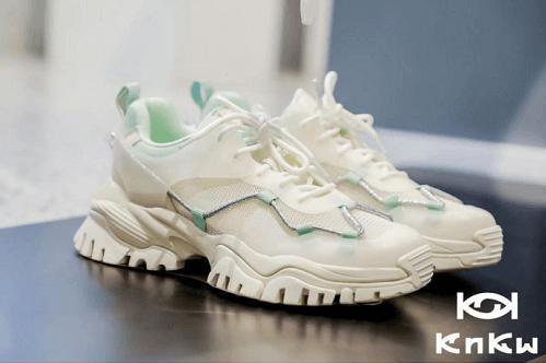 KNKW城市达人见面会,探索场景新鞋履