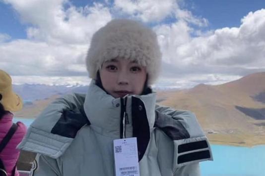 将直播间搬到西藏!海拔5000米羊湖迎来骆驼主播!