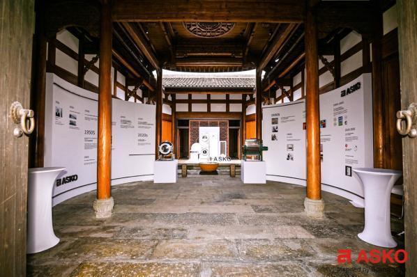 万象更新 守护加倍 ASKO于上海安缦酒店举行发布活动 全新Classic 9kg系列淬炼百年匠心致美上市