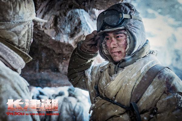 2021年最震撼战争史诗 《长津湖》倾情献映