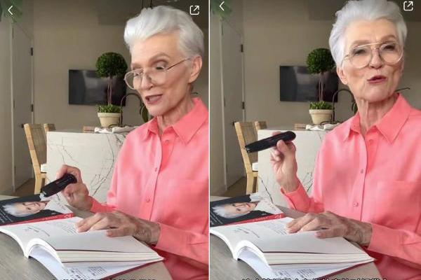 国货之光网易有道词典笔 马斯克妈妈都连连称赞的语言学习黑科技