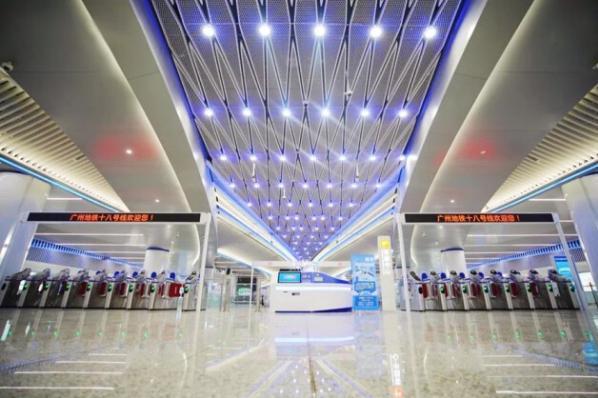 不止于快!三维视觉赋能广州地铁刷脸乘车,开启智慧高效运行时代