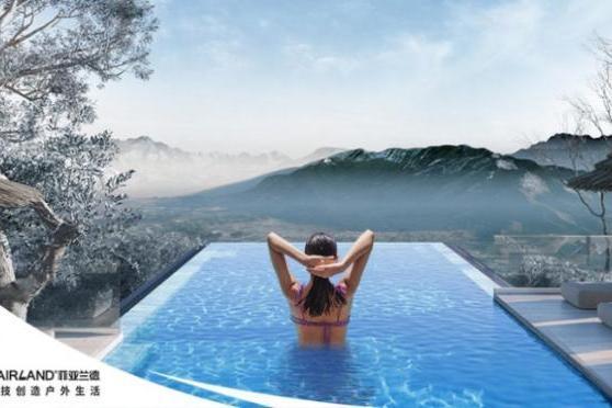 全民健身热度不减,户外温泉泳池成为全年健身新选择!