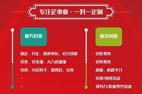 华程红色启航:开辟党建培训服务 成就行业标杆!