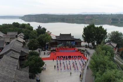 曲沃县第五届全域旅游晋都行文化旅游活动月盛大启幕