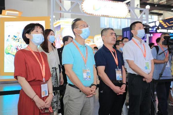 奥拉动漫最新原创IP齐聚中国国际动漫节,《闪耀女孩》首次公开