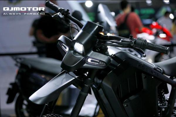 玩得就是这个范儿 钱江旗下高端电动产品崭露头角